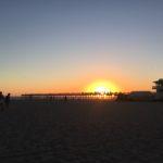 LA LA LANDの撮影地〜ハモサビーチのピアで絶景〜