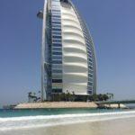 7つ星✩世界最高峰ブルジュアルアラブホテルでの宿泊〜ホテル編〜