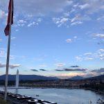 スイス・ジュネーヴ観光とジュネーヴ湖を一望できるおすすめ日本食レストラン