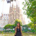 スペイン・バルセロナで未完成の世界遺産サグラダファミリアとパエリアを食す!