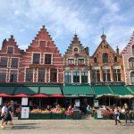 """【ベルギー】今も美しく残る世界遺産の街""""ブルージュ""""の魅力"""