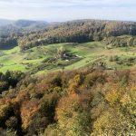 スイス・シサッハ(Sissach)の高台で過ごすのんびりな休日